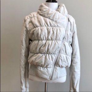 Lululemon Rejuvenate puffer bomber jacket